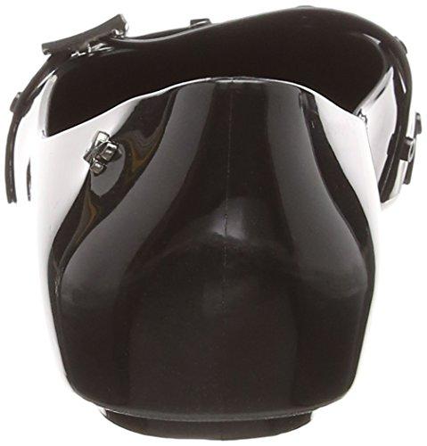 Ballerines Bout Zaxy 1003 Buckle Noir Fermé Femme Chic Black fqfPnt1