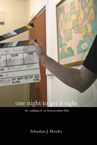 one night to get it right: the making of an independent film