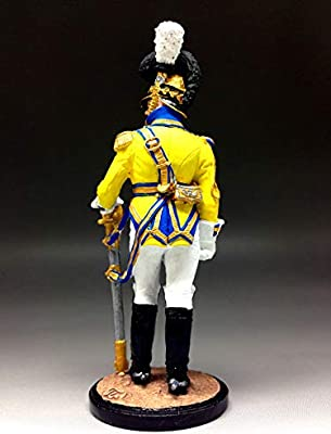 Private Life Guards Preobrazhensky Regiment 1802-04 54 mm Tin soldier figure
