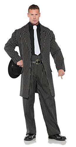 Men's Mobster Costume - Wise -