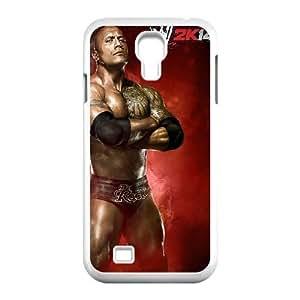 Samsung Galaxy S4 I9500 Phone Cases White WWE FXC545117