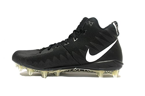clearance reliable NIKE Alpha Menace Pro Mid TD PF Football Cleats Black/White supply sale online new styles cheap price sale extremely nLosrZ9G2I