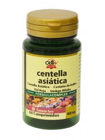 Centella asiática (complex) 400 mg (ext. Seco) 60 comprimidos