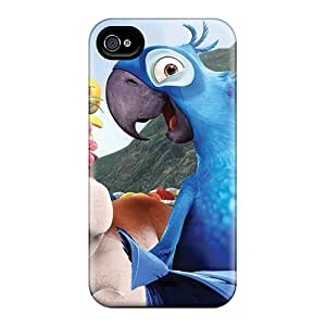 Scratch Resistant Hard Phone Covers For Iphone 4/4s With Support Your Personal Customized Realistic The Croods Image AnnaDubois