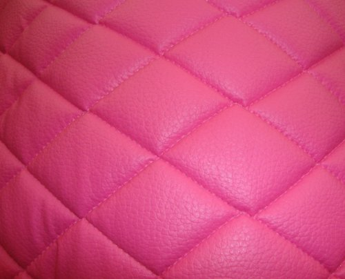 quilted vinyl fabric - 7