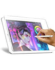 واقي شاشة Paperfeel لجهاز Apple iPad 8th/7th Generation (2020/2019، 10.2 بوصة) iPad 10.2 طبقة من ورق PET مطفأ اللمعة لا يترك وهج مقاوم للخدش، متوافق مع قلم Apple