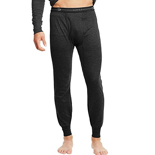 Duofold Champion Thermals Base Layer Underwear Black 2XL product image