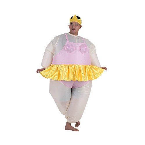 Ansel (Fat Suit Air Costume)