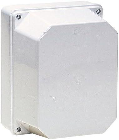 Carcasa de instalación de superficie, caja de conexiones Carcasa de plástico con tornillo | 150x110x135mm |