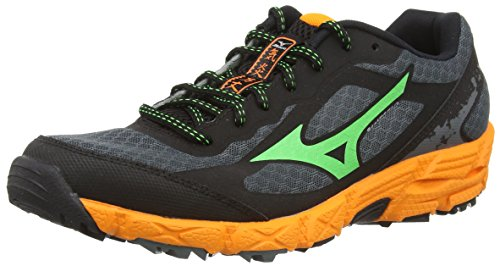 Mizuno Wave Running Kien Turbulence Homme Orange Green Multicolore Classic Popsicle UqHTUw