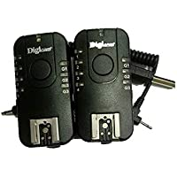 DIGICARE Flash Trigger G650 for Nikon Mounted TTL Flashes