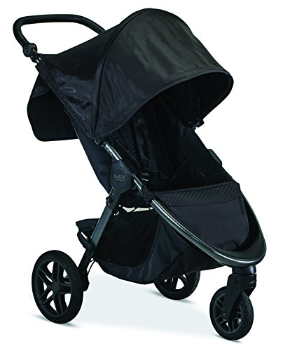 Cheap Britax B-Free Stroller, Midnight
