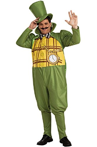 8eighteen Dorothy Wizard of Oz Deluxe Mayor Of Munchkinland Adult Costume (Deluxe Wizard Set Costume)
