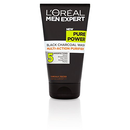 l oreal expert power daily charcoal wash price in india buy l oreal l or 233 al expert power black charcoal purifying wash 150ml buy in uae