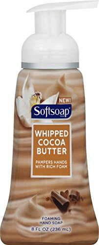 Softsoap Foaming Hand Soap, Whipped Cocoa Butter, 8 Ounce