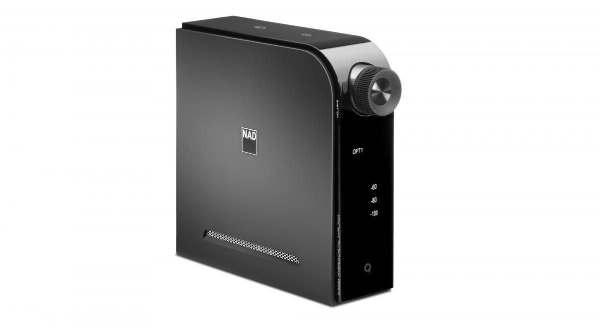 5. NAD - D 3020 Hybrid Digital Integrated Amp