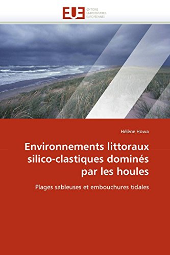 Environnements littoraux silico-clastiques domins par les houles: Plages sableuses et embouchures tidales (Omn.Univ.Europ.) (French Edition)