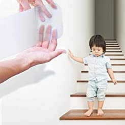 Non Slip Clear Stair Treads for Safety. ...
