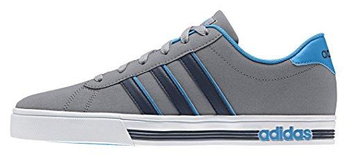 Blu adidas Azusol Negbas Grigio Skateboard Team Scarpe Daily da Nero Gris Uomo wqapS