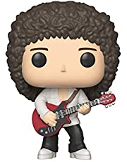Funko Figurines Pop Vinyl: Rocks: Queen: Brian May Collectible Figure, 33720, Multcolour