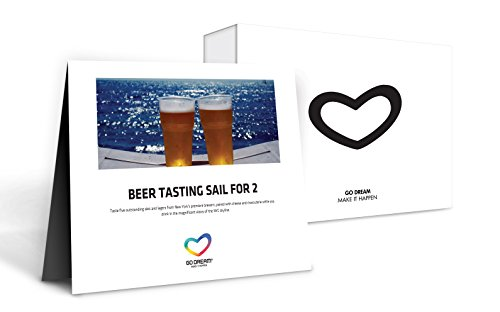 Beer Tasting Sailing for Two in New York Experience Gift Card NYC ...