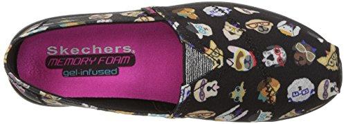 Skechers Kids Kids Solestice-Puppy Smarts Slip-On Black/Multi