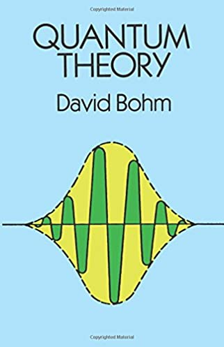 quantum theory dover books on physics