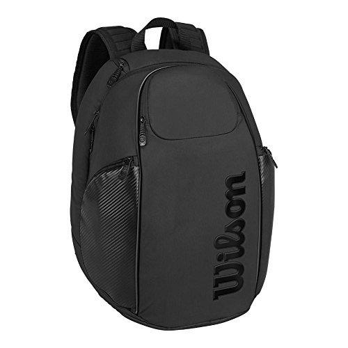 Wilson - Tour V Tennis Backpack Black - (WRZ841896)
