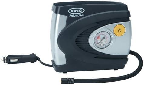 Ring Automotive REAC610 Compresor de aire analógico Ring, 12 V