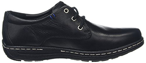Hush Puppies Men's Villy Victory Derbys Black (Black) h9H31X0y