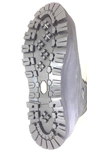 Gronell Fujii D144/34 nero/grigio antitaglio n 41