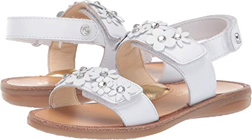 Naturino Girl's Diamond SS19 (Little Kid/Big Kid) White 31 M EU