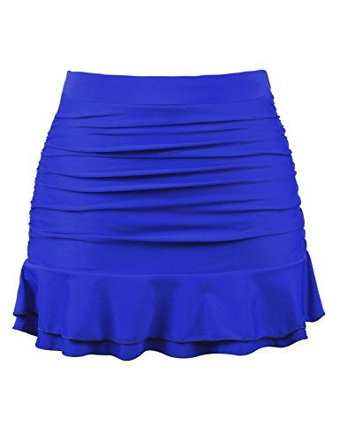 Hilor Womens Skirted Waisted Shirred product image