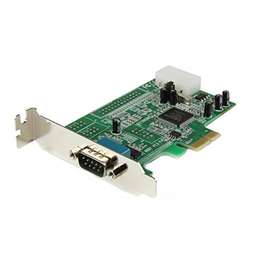 StarTech PEX1S553LP 1 Port PCI-Express Low-Profile (Internal Serial Rs 232 Serial Adapter)