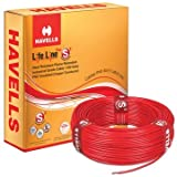 Havells 2.5Sqmm Wire 90M Coil - Yellow