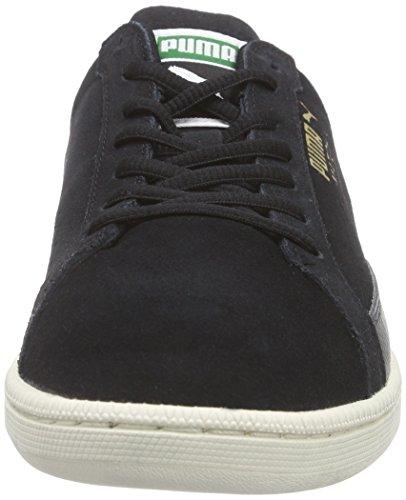 Sneakers dark team Suede Herren 74 Match 03 gold black Schwarz Puma shadow marshmallow wx0IFfgqT