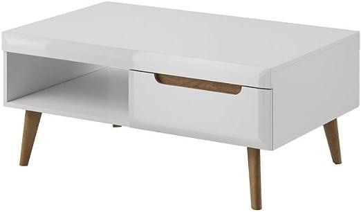 Muebles de salón Estilo nórdico Oslo - salón - Comedor - Vitrina ...