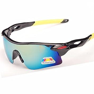 SEXSUNG Lentes deportivos gafas de sol polarizadas gafas de sol masculinas y femeninas Deportes gafas Gafas