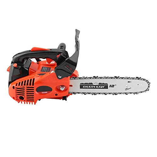 "Yosooo 900W 12"" Portable Gasoline Chainsaw Wood Cutting Grindling Machine Electric Durable"