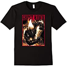 Ghost Rider Fury Graphic T-Shirt