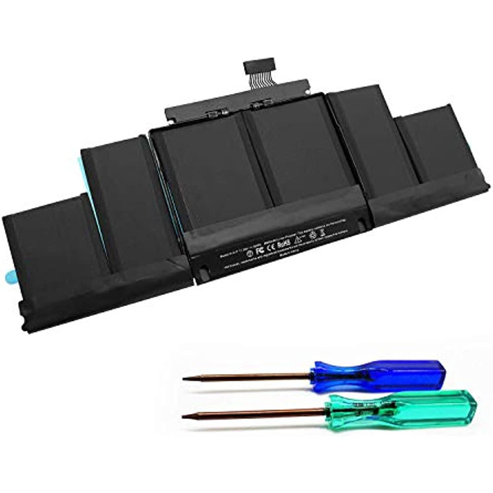 Puredick A1417 A1398 Battery For MacBook Pro 15 Inch ...