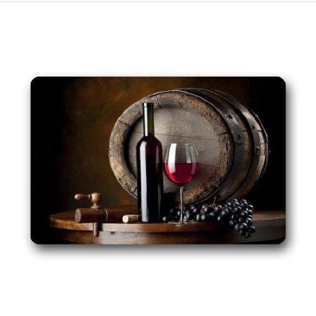Make Topiary Tree - TSlook Fashions Doormat Red Wine Stain Resistant Indoor/Outdoor/Front Welcome Door Mat(23.6