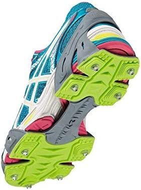 8-10.5 Mens // 9.5-11... STABILicers Stabilicers Sport Runners Ice Cleats,Grey,M