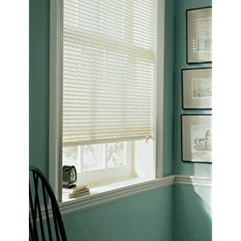 blinds for tall windows vertical vinyl inch mini blinds white 28x64 amazoncom 28x64 home kitchen