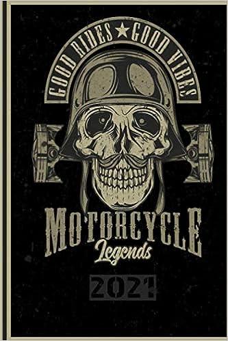Good Rides Good Vibes Motorcycle Legends 2021: Français