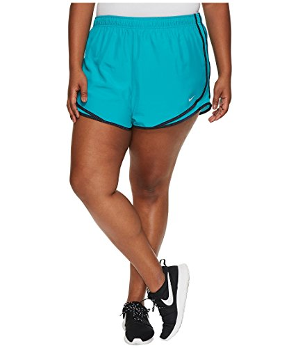Turbo Wolf NIKE Short Tempo Women's Grey Green 6qttaXw