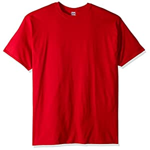 Hanes Big Men's Beefy-t Tall T-Shirt-d