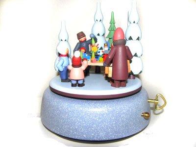 【即出荷】 ライヒセリング工房 086/090 オルゴール オルゴール クリスマスマーケット 086/090 B01CXUO8U2 B01CXUO8U2, Lens Market:aa6a1653 --- arcego.dominiotemporario.com