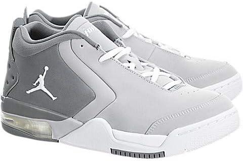 Nike Air Jordan Big Fund GS Boys Basketball Shoe Cool Grey//White Kids BV6434 002