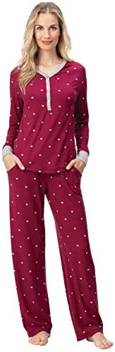 Addison Meadow Pajamas for Women - PJ Sets for Women, Whisper Knit